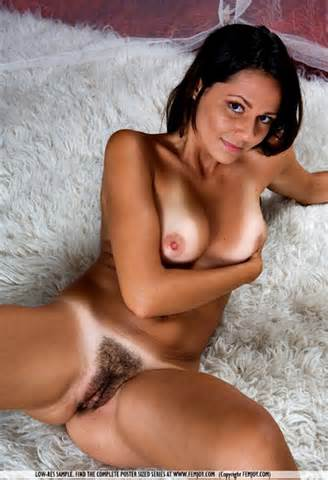 Tan lines trimmed pussy