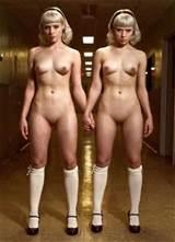 The Apple Twins Nude 114