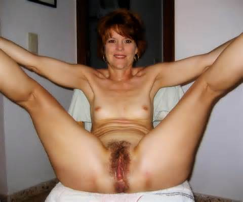 Ilovehairywomen My Wife Lisa S Hairy Pussy Open For YouDamn What A