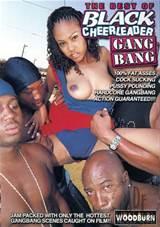 Best Of Black Cheerleader Gang Bang 2007 Adult DVD Empire