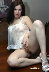 Amateur Naked Mom Pics Horny Mother Proudly Showing Her Hairy Vagina