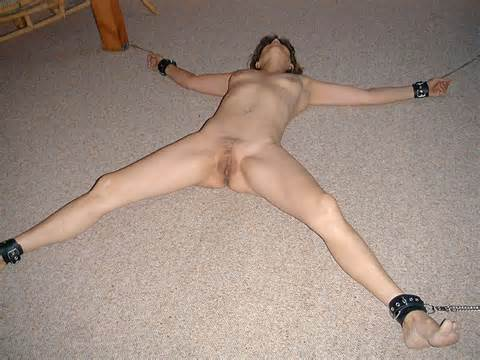 Ukbdsm Spread Eagle And Pussy ExposedAmateur Bondage Pictures And