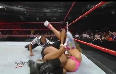 Wwe nackt Slip Pussy 15 WWE