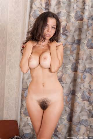 Hairy Pussy Latina With Big Boobs From BushyOrHairy Com