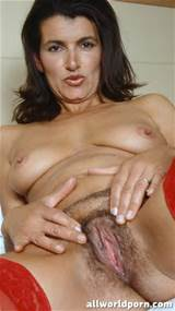 Hot Mature Brunette With Hairy Pussy Free Quality Porn Photo