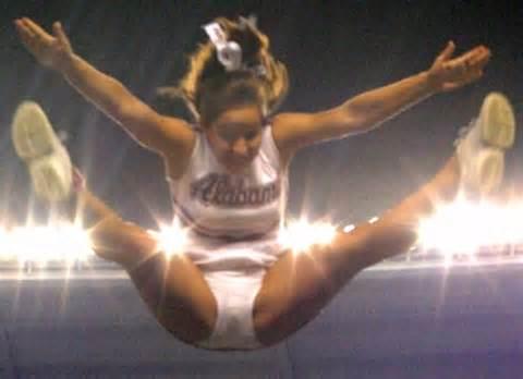 More Cheerleader Crotch Shots Bamaj1 Jpg